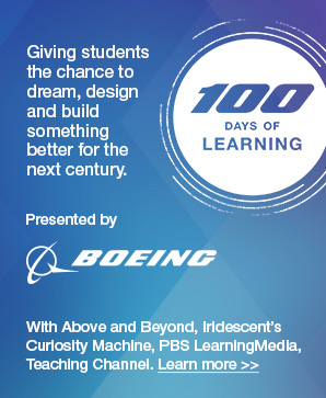 Presented by Boeing